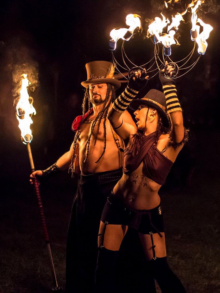 Flirting w/Fire
